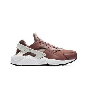 best service 89fe9 bb500 Image is loading Nike-Air-Huarache-Run-Smokey-Mauve-Summit-White-