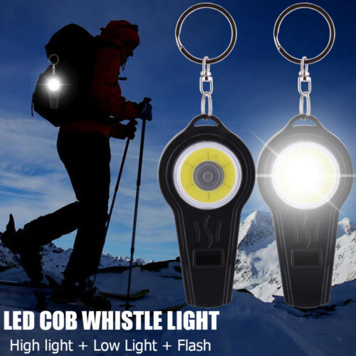 Ultra Bright LED COB Camping Light Tent lamp Hook Lamp Flash Light For Hiking UK