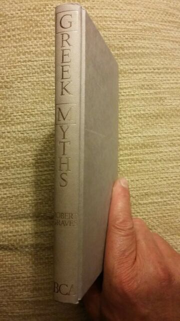 Greek Myths by Robert Graves - Hardback Book