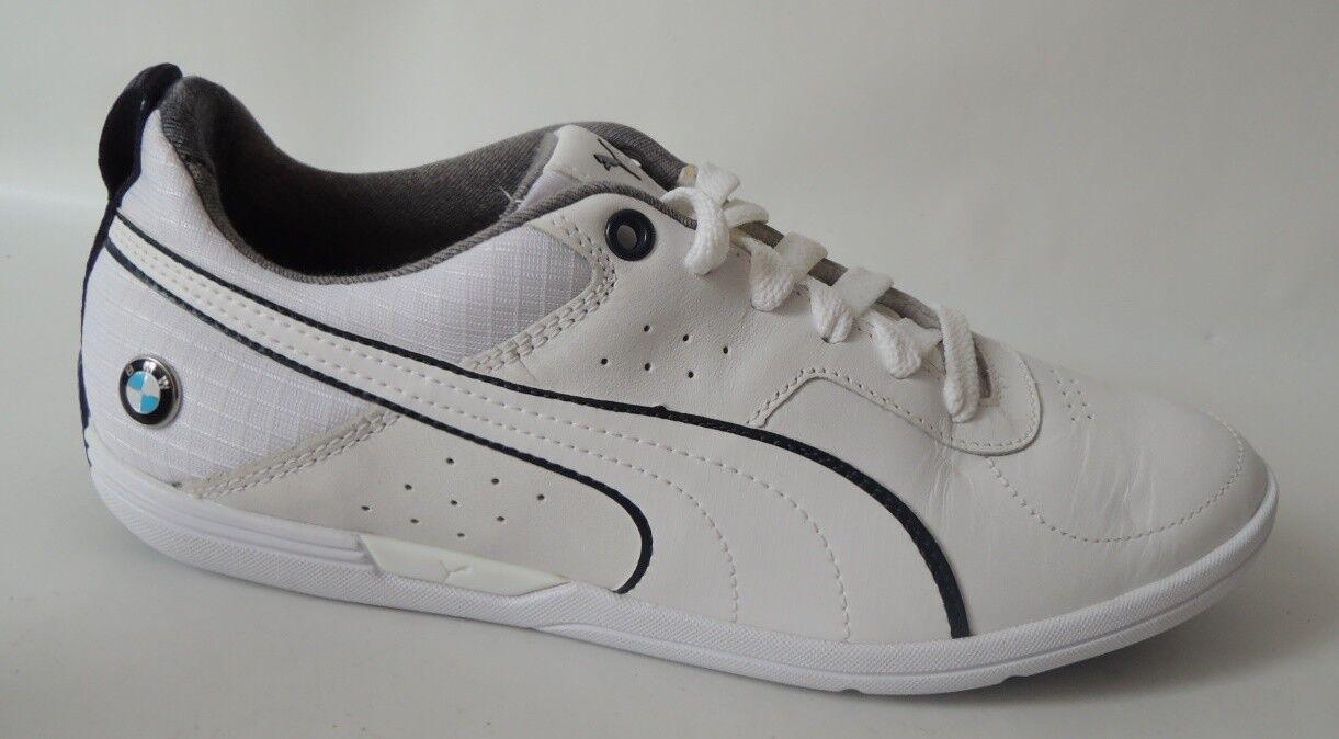 NEU Puma BMW MS MCH Lo NM Men Gr. 40 Leder Sneaker Schuhe 305654-01 Motorsport