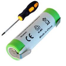 HQRP Batería para Philips Norelco HP2750 T2000 T3000 T6000 Máquina de afeitar