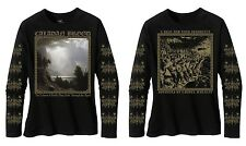 Caladan Brood - Echoes of Battle, Longsleeve Shirt NEW // SUMMONING