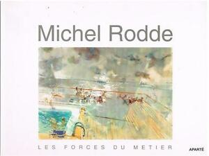RODDE-Les-forces-du-metier-1995-illustre-TBE