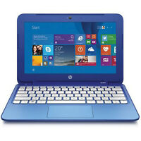 "New Sealed HP 11-D010wm 11.6"" Stream Laptop /Intel 2.16GHz/2GB/32GB/HDMI, Blue"