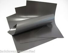 4 A4 Magnetic Sheets Spellbinder Dies 0.75mm Strong Flexible Motorway Grade