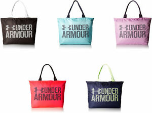 Image is loading Under-Armour-Womens-Big-Wordmark-Tote-2-0- de33a1d143435