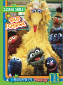 Sesame Street - Sesame Street: Old School: Volume 1 (1969-1974) [New DVD] 3 Pack