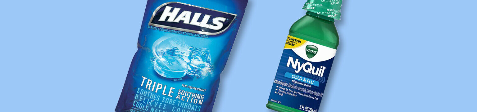 Up to 30% off Vicks, HALLS and more.