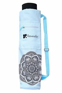 Image is loading Resveralife-Yoga-Mat-Sling-Bag-Super-Stylish-Extra- 7bdcb6741e024