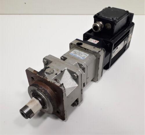 Welle 22 mm, SIEDEL 6SM 45-M 3000 Servomotor mit Getriebe 0,5 kW 3000 U//min 5