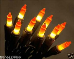 Image Is Loading 50 Mini Candy Corn String Lights 2