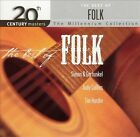 20th Century Masters - The Millennium Collection: Best of Folk by Various Artists (CD, Dec-2002, Universal International)