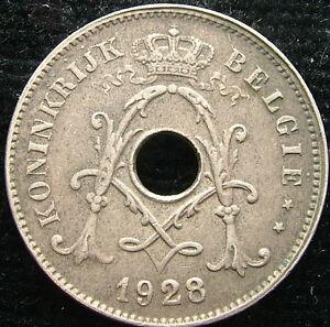 1928 Belgique Belgique Belgie 10 Centimes Cents 1tnf9dbc-08002703-865555537