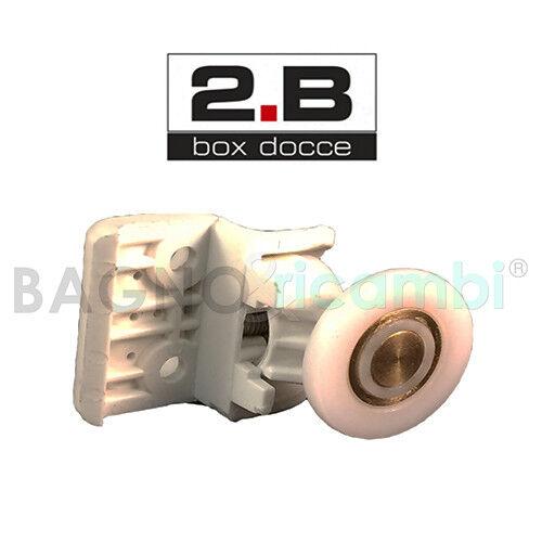 Repuesto Deslizante blancoo para Box Ducha Recto Serie Hit 2B MKS101