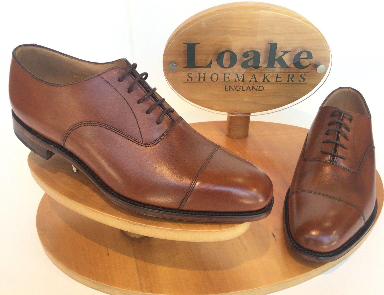 Loake Aldwych  Caoba  Zapatos Oxford Talla 9