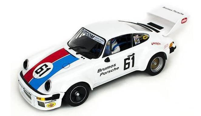 Porsche 934 5 Sebring 12h. 1977 Jim Busby   Peter Gregg Slotwings 1 32