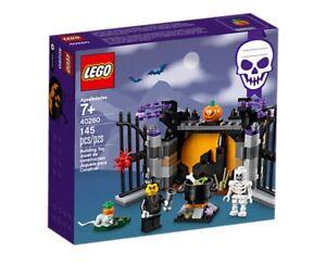 Lego-40260-Halloween-Haunt-Seasonal-brand-new-in-box-ready-to-post-auseller