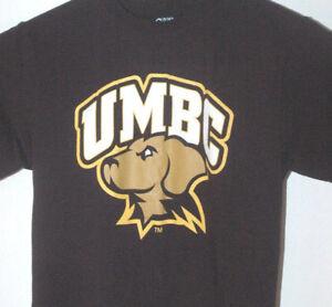 ae6d933f University Of Maryland Baltimore County T Shirt UMBC Retrievers LOGO ...