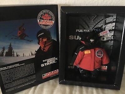 Ehrlichkeit Steiff Teddybär Snowboarder > Fulda Collection2003 Limitiert 1500/00287 Herausragende Eigenschaften