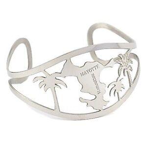 Bracelet-ouvert-en-Acier-316-de-couleur-argent-ajoure-et-representant-Mayotte
