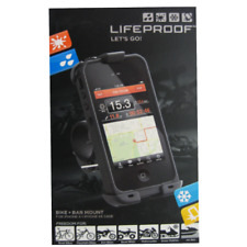 wholesale dealer 56b1e 999da LifeProof Bike Mount for Apple iPhone 4 4s Fre Case Black OEM for ...