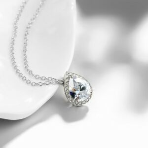 Premier-designs-magnetic-pendant-cut-crystal-unique-silver-plated-necklace-slide