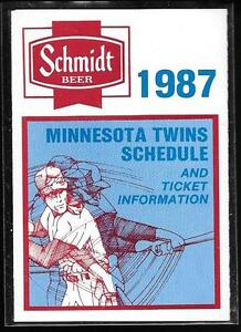 1987 Minnesota Twins season