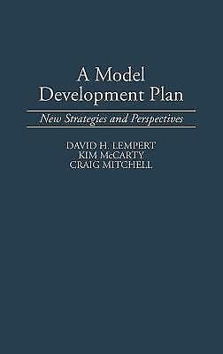 A Model Development Plan: New Strategies and Perspectives                    ...