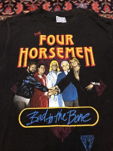 Vintage 80s Four Horsemen WWE NWO WCW WWF Wrestlin