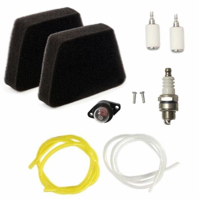 Air Filter Tune Up Maintenance Kit For Poulan 2055 2075 2150 2155 2175 2250 2350
