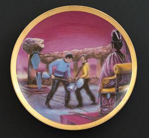 Star-Trek-Collector-s-Plate-Amok-Time