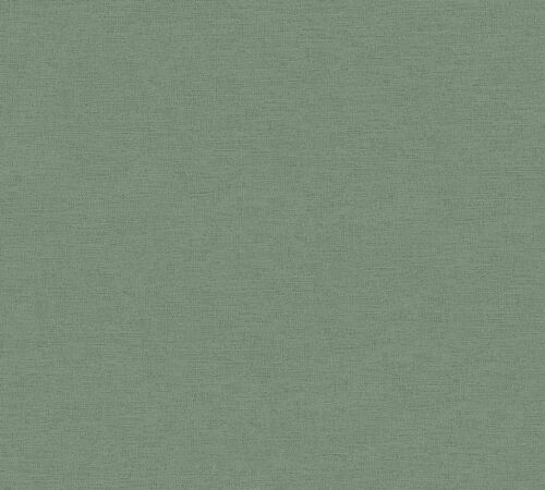 Nappes Papier Peint Uni Vert lin aspect ethnic origin 37178-7//371787