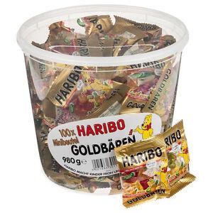 HARIBO Fruchtgummi Goldbären Minibeutel Ve A 10g