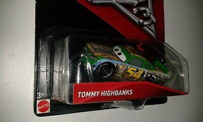 1:55 .neu & Ovp Ungleiche Leistung VertrauenswüRdig Disney Cars 3 Cast Tommy Highbanks № 54 Von Mattel