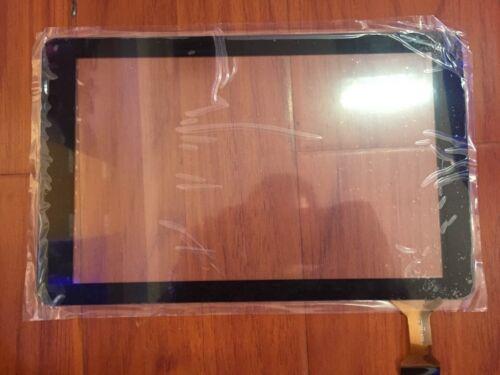 RCA 10 viking Pro Rct6303w87dk CLV10028A 10.1/'/' Touch Screen Glass