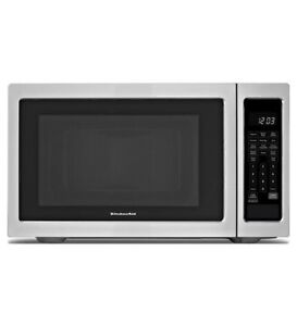 KitchenAid-Architect-Series-II-1-6-cu-ft-Countertop-Microwave-YKCMS1655BS