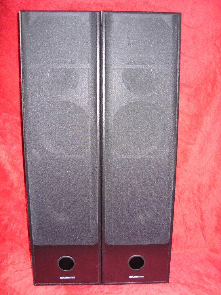 Standlautsprecher Soundwave DP 220 CE Super Sound Lautsprecher