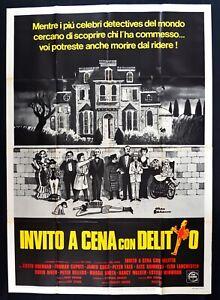 Poster Einladung A Dinner Mit Kriminalität Peter Sellers Brenman Truman Capote