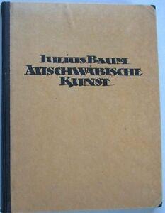 Altschwaebische-Kunst-1923-Tafelmalerei-Rathaus-Augsburg-Alter-Mindelheim