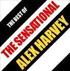 The Best of the Sensational Alex Harvey by Alex Harvey (Rock)/The Sensational Alex Harvey Band (Rock) (CD, Aug-2011, 2 Discs, Spectrum Music (UK))