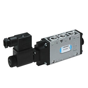 ELEKTRO VENTIL FÜR AUSLÖSER UNIVER AC-8500 - MIXED THREADED VALVE