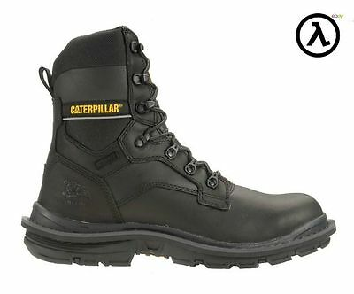 "CAT FLEXION GENERATOR 8"" WTRPF STEEL-TOE WORK BOOTS P89987 * ALL SIZES - NEW"