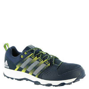 Men's Adidas? Galaxy Trail M BB6107 Navy/Yel/Wht Synthetic Running Shoes Sz