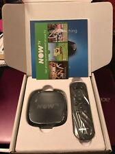NOW TV Box Digital HD Media Streamer NO PASS. BRAND NEW.