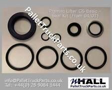 Pramac GS Basic pallet truck Handle// Tiller trigger lowering lever assembly