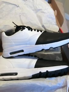 new products f2033 9812d Details about NIKE AIR MAX 1 ULTRA 2.0 SE OREO PANDA BLACK WHITE 875845-001  NEW SIZE: 11