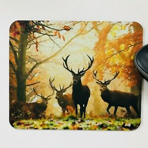 mouse mat sunset desktop laptop mouse pad made in UK 18 x 22 cm made in UK