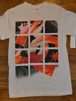 Dc Shoe Company T-shirt Tee Athletic Wear Brand With Tags Size Small