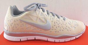 Nike-Free-TR-Fit-3-Womens-White-Silver-Crosstraining-Shoes-NWD-Medium