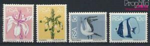 Afrique Du Sud 463a-466a Neuf Avec Gomme Original (9233599